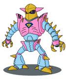 乳首ロボット(仮名)