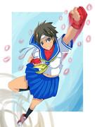 咲桜拳!!