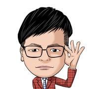 【いざお絵No.018】いざ!パンクブーブー黒瀬氏の似顔絵描いてみた。お笑い好上委員会。
