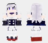 ベルファスト アズールレーン Minecraft Skin