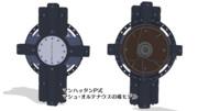 【Fate/MMD】 マシュ・オルテナウスの盾 【MMDモデル配布あり