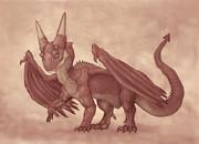 赤いドラゴン 2