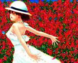 夏は花垣の向こう側