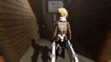 【進撃のMMD】地下へ続く道