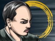 アメトークで命名「陶芸名人」笑い飯西田氏の似顔絵描いてみた。お笑い好上委員会。