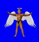 天使と化した先輩BB
