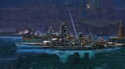 艦船群ー夜襲ー『対空砲火』