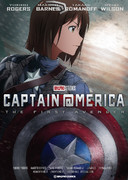 CAPTAIN @MERICA THE FIRST AVENGER