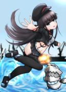 砲撃戦きゅんねー