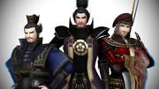 魔王と覇王と表裏比興