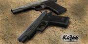 KG66拳銃