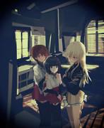 加東圭子と稲垣真美とマルセイユ