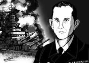 ドイツ第三帝国戦艦ビスマルク艦長 エルンスト・リンデマン大佐