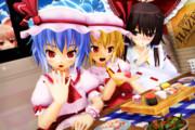【レミフラ!】今日は霊夢ちゃんと お寿司タイム…♡