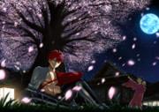 下総の一本桜