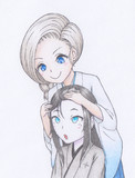 さぁて、どんな髪型にしてあげようかしら