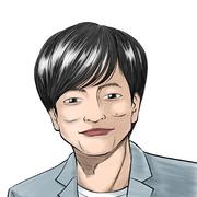 いざ!和牛川西氏の似顔絵描いてみた。お笑い好上委員会。【いざお絵No.022】
