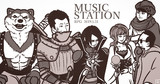 MUSIC STATION RPG