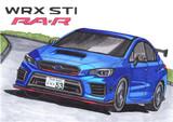 スバル WRX STI Type RA-R