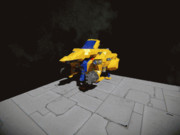 [Space Engineers] メタス Ver.3