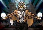 ムッキムキになった狐 / The Fox