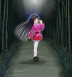 竹林の不死姫