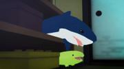 サメさんとワニさん2【MMD】