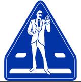 横断歩道(SPY)