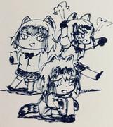 Arai-san mimesis