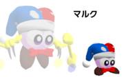 【MMD】マルク【星のカービィ】