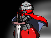 どんもの騎士になった赤蛮鬼
