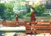 【夏コミ新刊表紙】多生 EPISODE -collide-