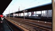 【MMD】500系新幹線と鉄子なテトさん【GIFアニメ】