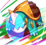 【ポケモン剣盾】カジリガメ