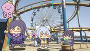 にじさんじロスサントス旅行#01遊園地