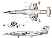 ロッキード F-104 スターファイター