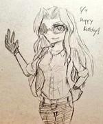 ちなみさん誕生日おめでとう!