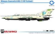 ミコヤングレヴィッチ MIG-21
