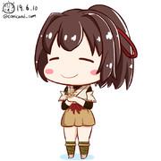 伊勢 艦これワンドロ 190610