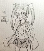あきはちゃん誕生日おめでとう!