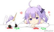ユニコーンちゃん
