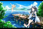 幻想郷に夏が来た
