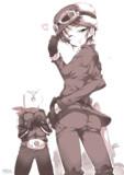 【モバマス】衣装姿の和久井留美さん