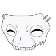 ゆっくり用のハサンマスク