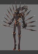 魔物:串刺し者
