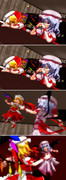 お菓子の戦争