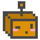 ニコキャストのキャラクター(チョコキャスト)
