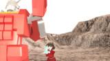 【三次創作】スペシウムレッドサンダー!【レッド秋山】