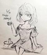 かえでさん誕生日おめでとうございます!