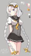 秋月型駆逐艦「紲月」